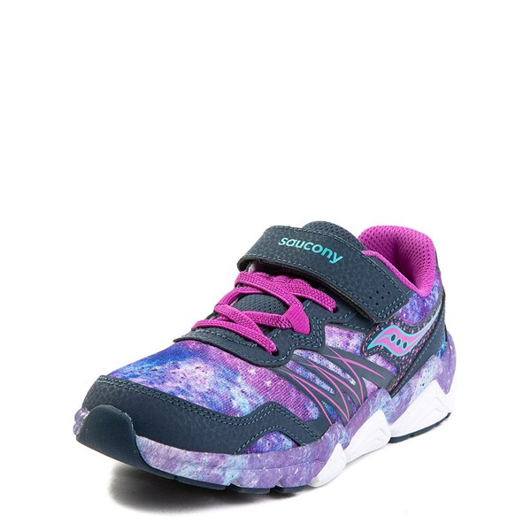 Alternate view of Saucony Flash A/C Athletic Shoe - Little Kid