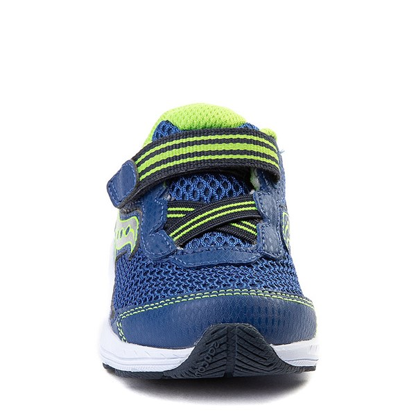 alternate view Saucony Ride 10 Athletic Shoe - Baby / Toddler / Little KidALT4
