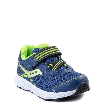 Alternate view of Toddler/Youth Saucony Ride 10 Athletic Shoe