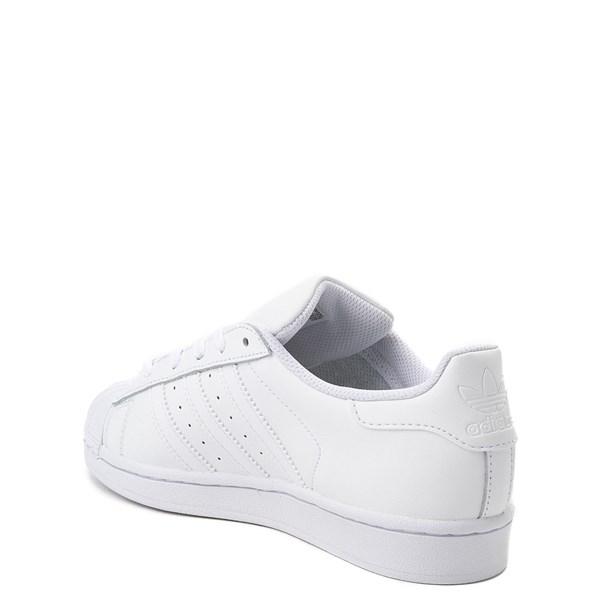 alternate view adidas Superstar Athletic Shoe - Big KidALT2