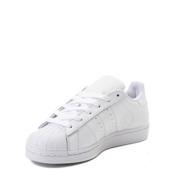 alternate view adidas Superstar Athletic Shoe - Big KidALT3
