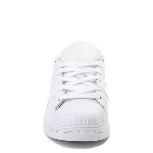 alternate view adidas Superstar Athletic Shoe - Big KidALT4