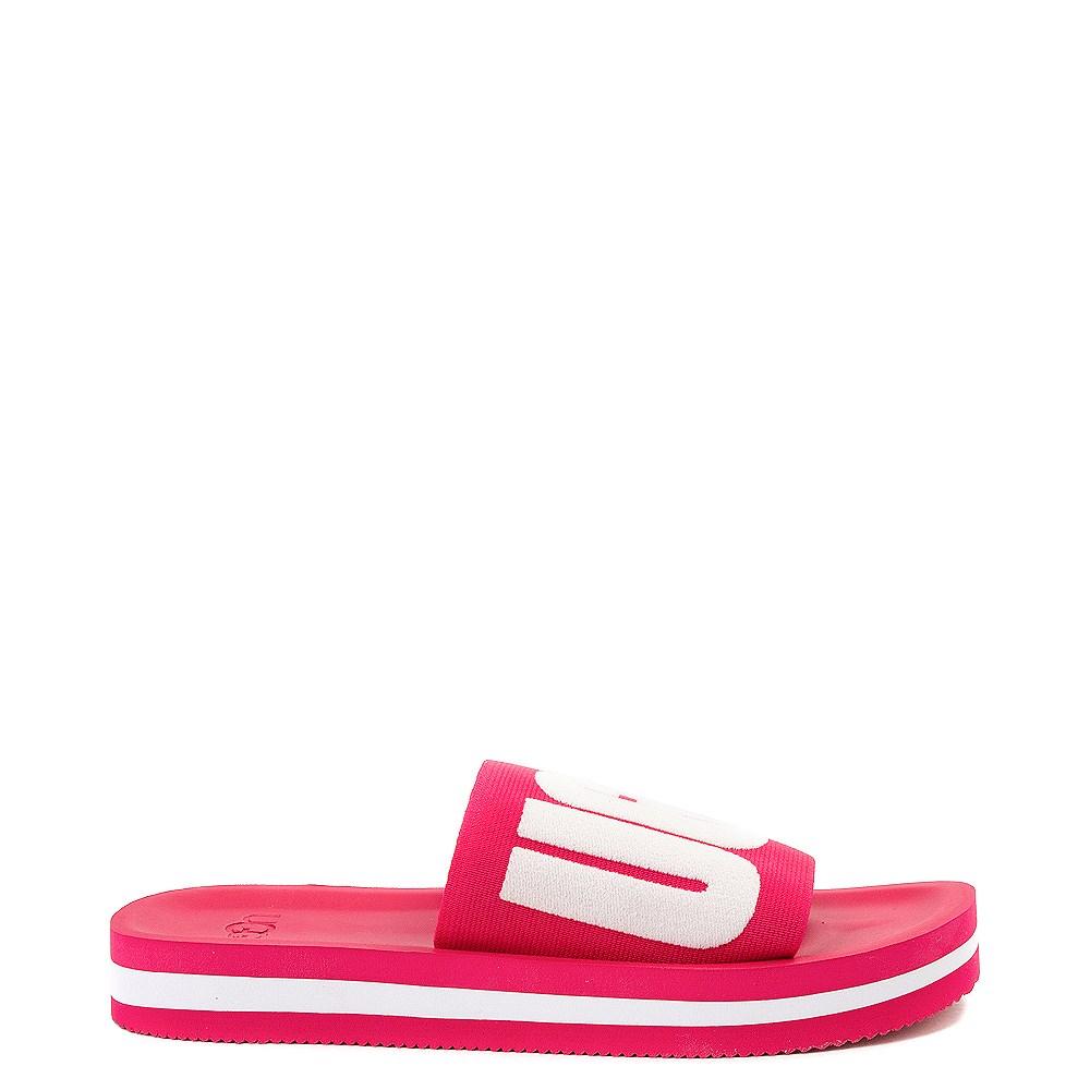 Womens UGG® Zuma Graphic Slide Sandal