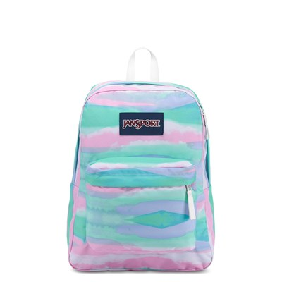 Main view of JanSport Superbreak Cloud Wash Backpack