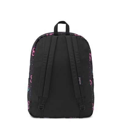 Alternate view of JanSport Superbreak Neon Cherries Backpack