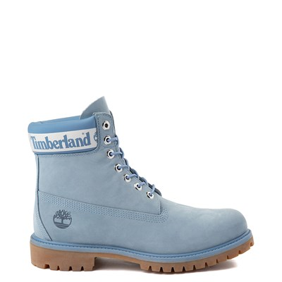 "Main view of Mens Timberland 6"" Classic Boot - Cornflower Blue"