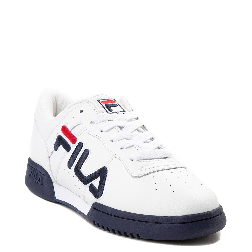90a2bdf1ba49 Fila Original Fitness Athletic Shoe - Big Kid. Previous. alternate image  ALT5. alternate image default view. alternate image ALT1