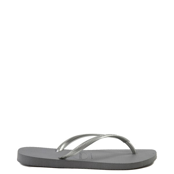 alternate view Womens Havaianas Slim Metallic SandalALT1