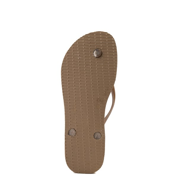 alternate view Womens Havaianas Slim Metallic SandalALT5
