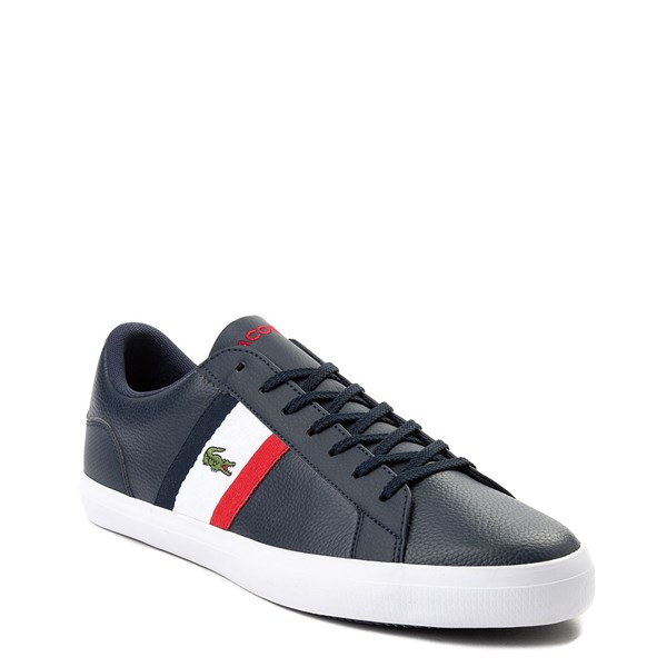 alternate view Mens Lacoste Lerond Athletic ShoeALT1
