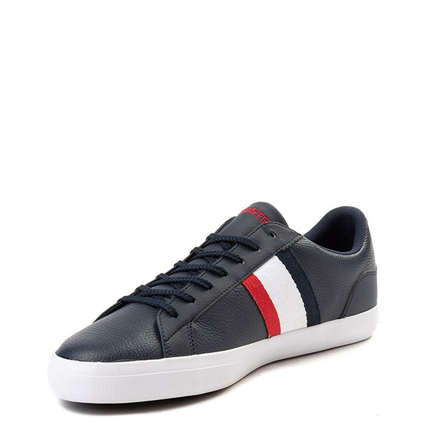 alternate view Mens Lacoste Lerond Athletic ShoeALT3