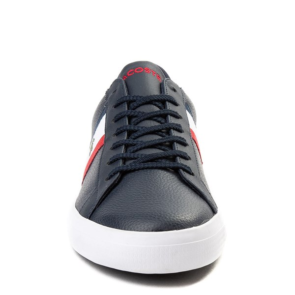 alternate view Mens Lacoste Lerond Athletic ShoeALT4