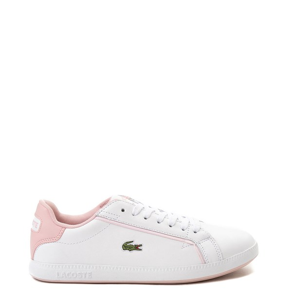 Womens Lacoste Graduate Athletic Shoe