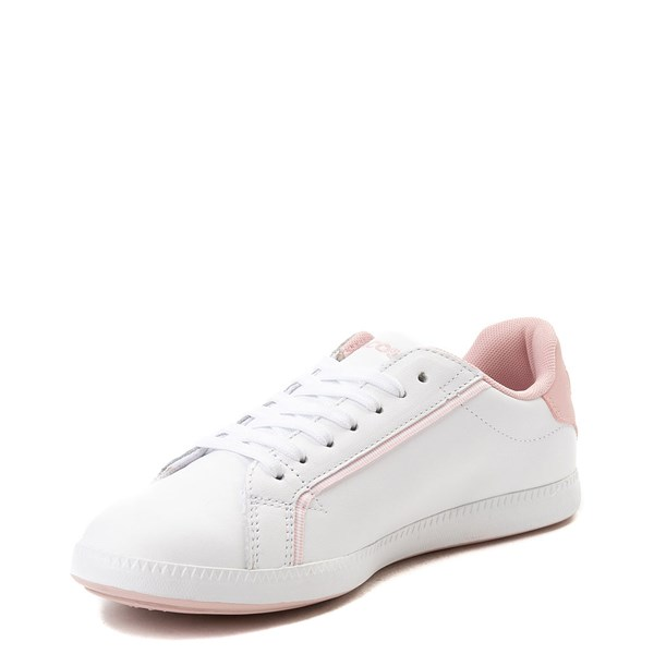 alternate view Womens Lacoste Graduate Athletic ShoeALT3