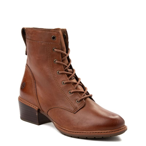 alternate view Womens Timberland Sutherlin Bay Boot - BrownALT1