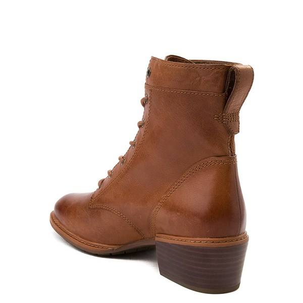 alternate view Womens Timberland Sutherlin Bay Boot - BrownALT2