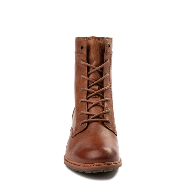 alternate view Womens Timberland Sutherlin Bay Boot - BrownALT4