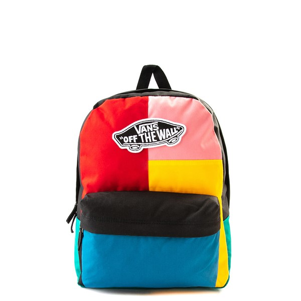 Main view of Vans Realm Patchy Backpack