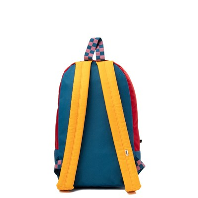 Alternate view of Vans Calico Patchy Backpack