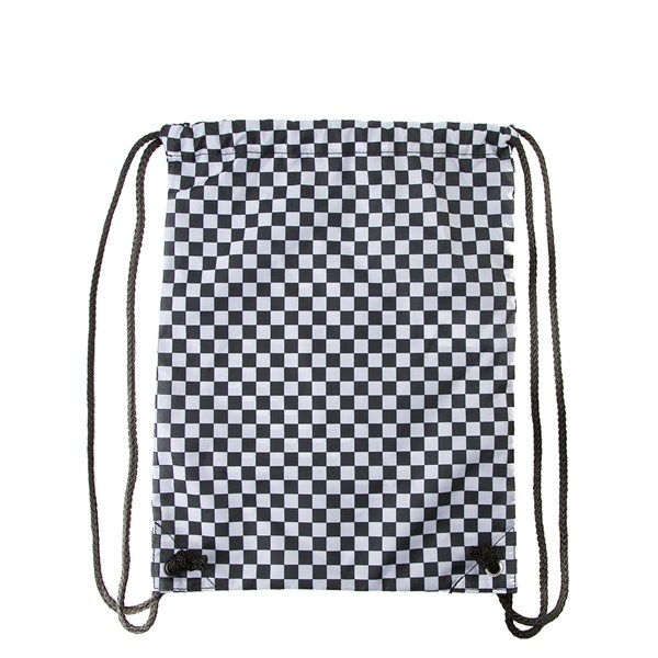 Alternate view of Vans Benched Cinch Bag - Black / White