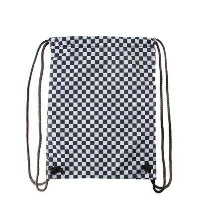 Alternate view of Vans Benched Cinch Bag - Black / White