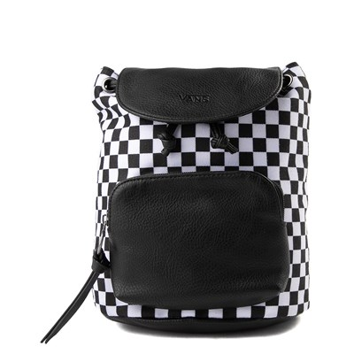 Main view of Vans Mini Chex Backpack