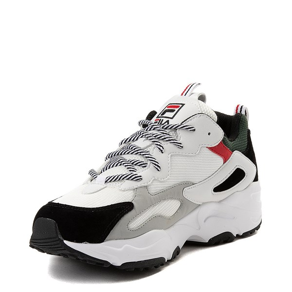alternate view Womens Fila Ray Tracer Athletic ShoeALT3