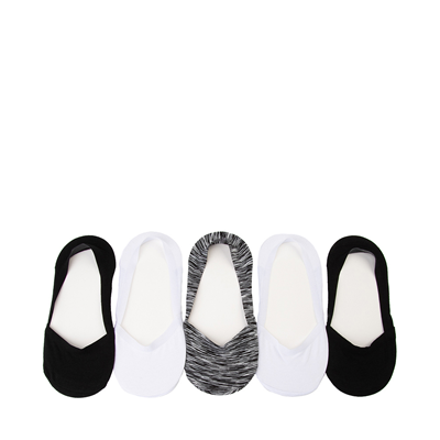 Main view of Womens Journeys Cap Toe Liners 5 Pack