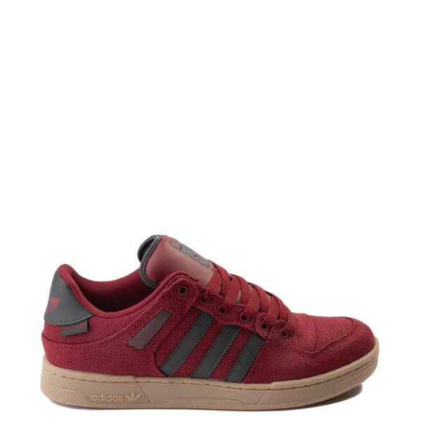 Mens adidas Bucktown Athletic Shoe - Burgundy
