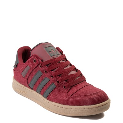Alternate view of Mens adidas Bucktown Athletic Shoe - Burgundy