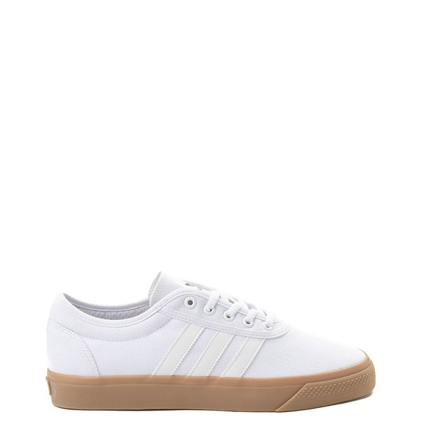 Mens adidas Adi-Ease Skate Shoe - White