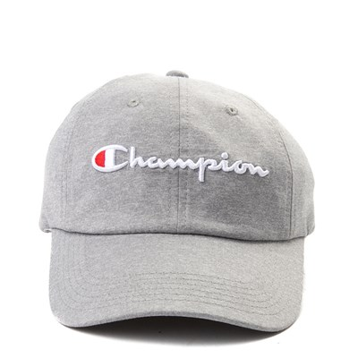Main view of Champion Script Logo Dad Hat
