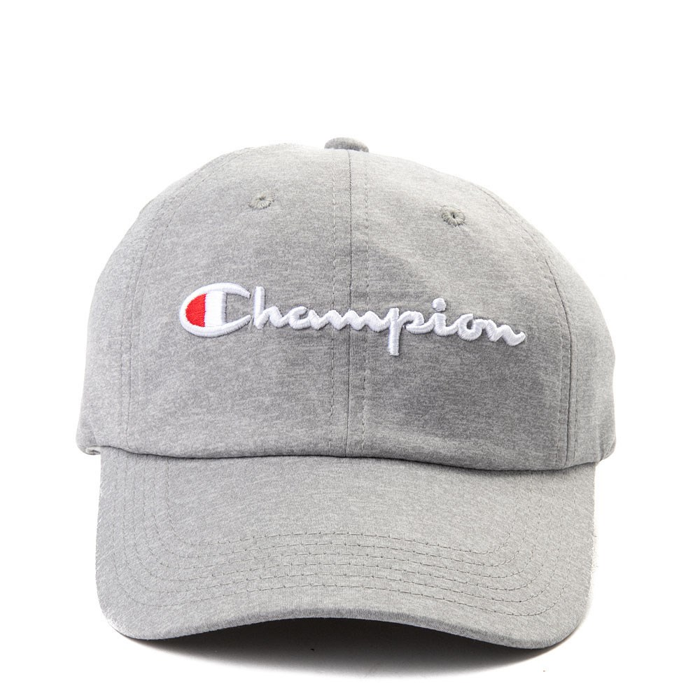 Champion Script Logo Dad Hat