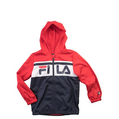 Main view of Boys Youth Fila Windbreaker