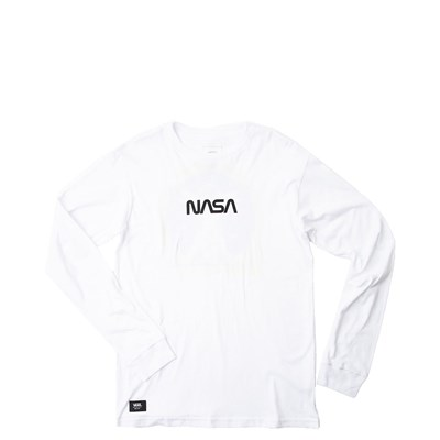 Main view of Youth Vans Space Voyager Long Sleeve Tee