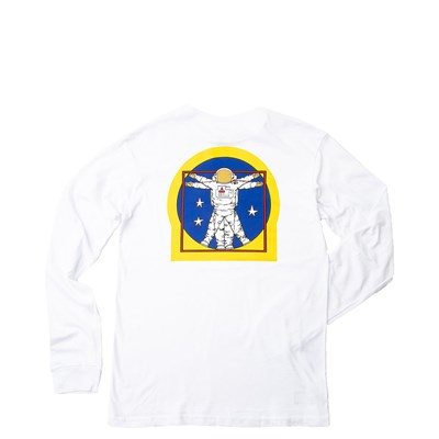 Alternate view of Vans Space Voyager Long Sleeve Tee - Little Kid