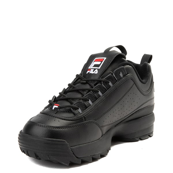 alternate view Mens Fila Disruptor 2 Premium Athletic Shoe - BlackALT2