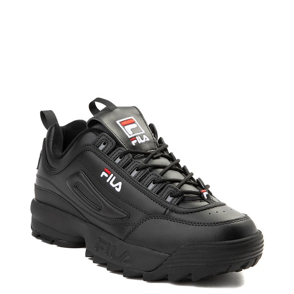 alternate view Mens Fila Disruptor 2 Premium Athletic Shoe - BlackALT5