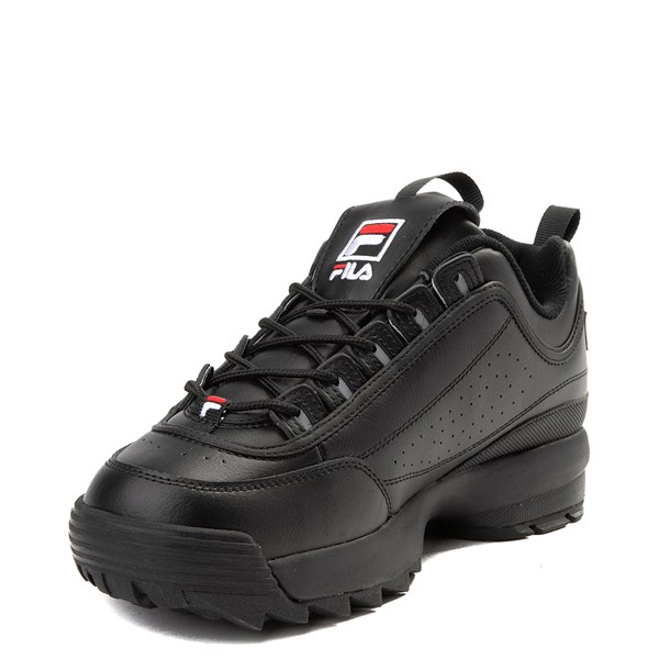 alternate view Mens Fila Disruptor 2 Premium Athletic Shoe - BlackALT3