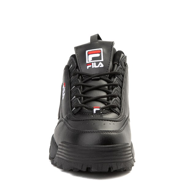 alternate view Mens Fila Disruptor 2 Premium Athletic Shoe - BlackALT4