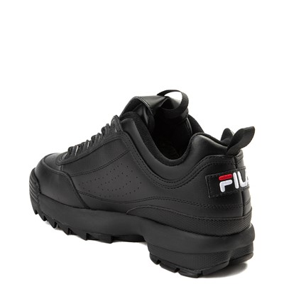 Alternate view of Mens Fila Disruptor 2 Premium Athletic Shoe - Black