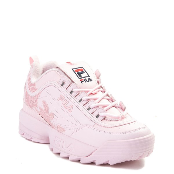 alternate view Womens Fila Disruptor 2 Rose Athletic Shoe - PinkALT1