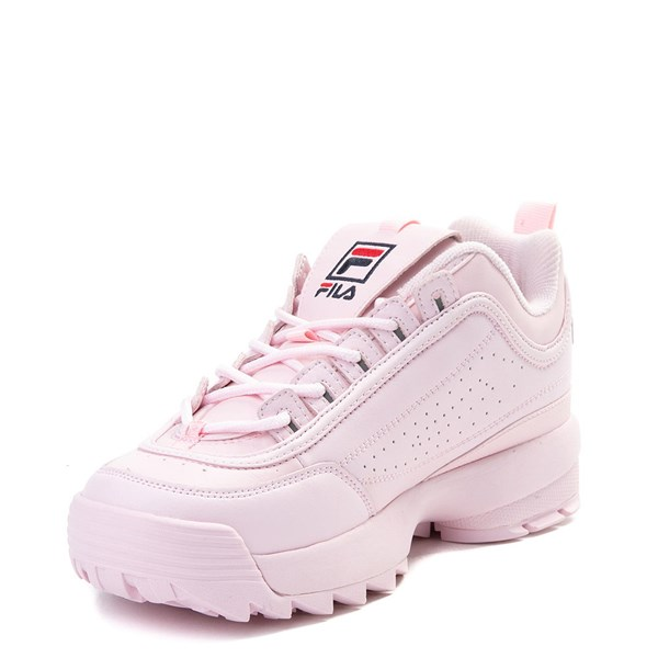 alternate view Womens Fila Disruptor 2 Rose Athletic Shoe - PinkALT3
