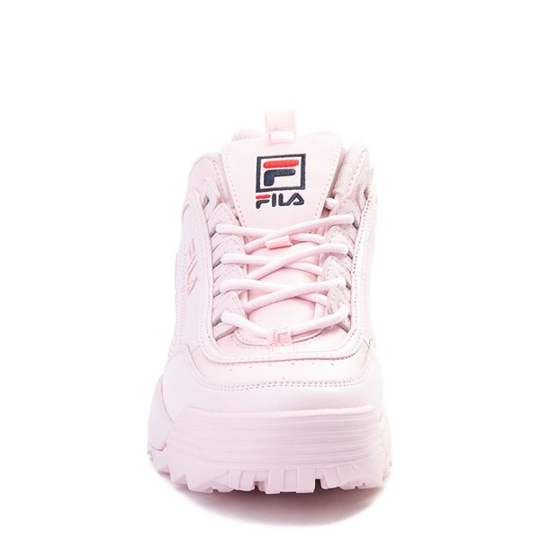 alternate view Womens Fila Disruptor 2 Rose Athletic Shoe - PinkALT4