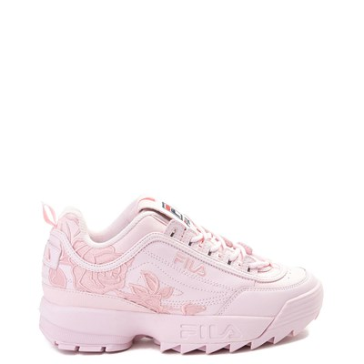 Womens Fila Disruptor II Rose Athletic Shoe