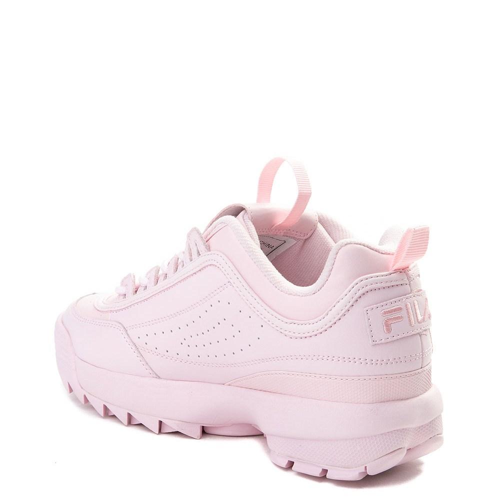 717293d9baf Womens Fila Disruptor 2 Rose Athletic Shoe