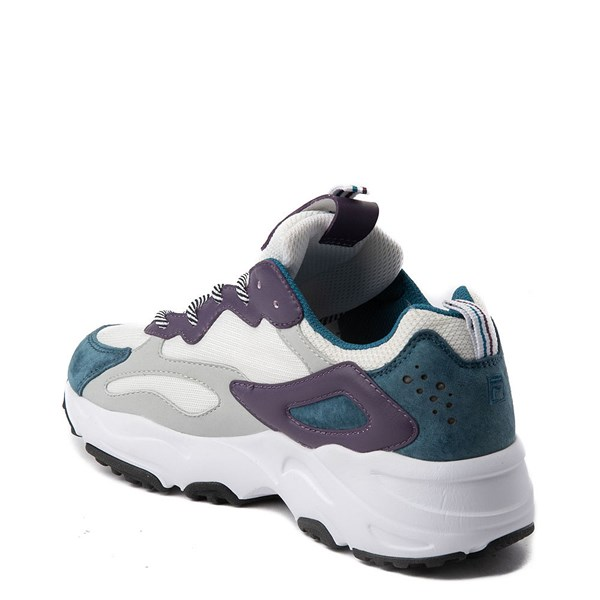 alternate view Womens Fila Ray Tracer Athletic ShoeALT2