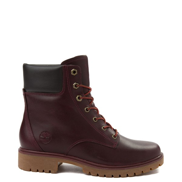 "Default view of Womens Timberland Jayne 6"" Boot - Burgundy"