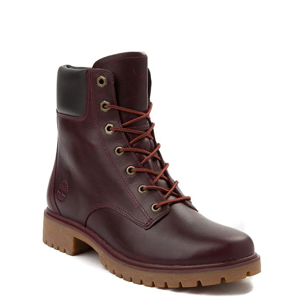 "Alternate view of Womens Timberland Jayne 6"" Boot - Burgundy"