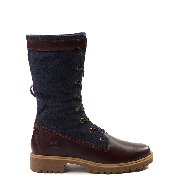 Womens Timberland Jayne Mixed-Media Gaiter Boot